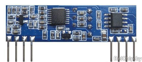Приёмник 43392 mhz